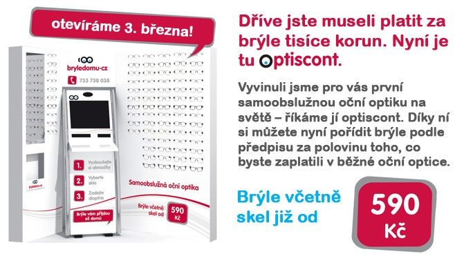 optiscont vizualizace