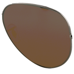 sunglasses with brown lenses