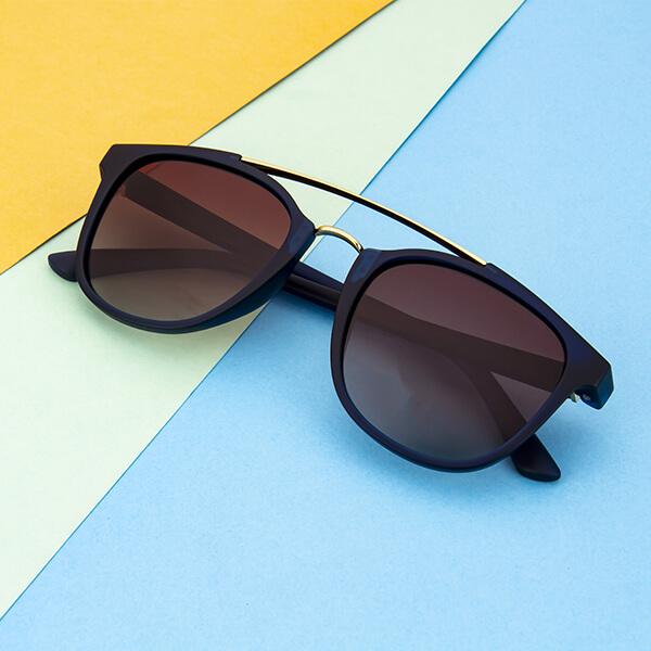 Klassiske, tidløse solbrillerformer og rammer