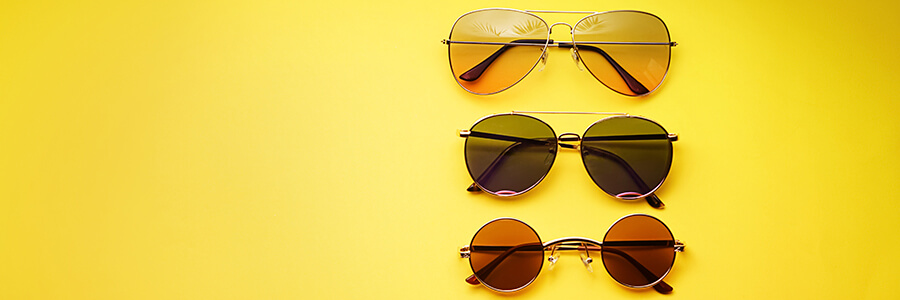 Choosing the right sunglasses lens color