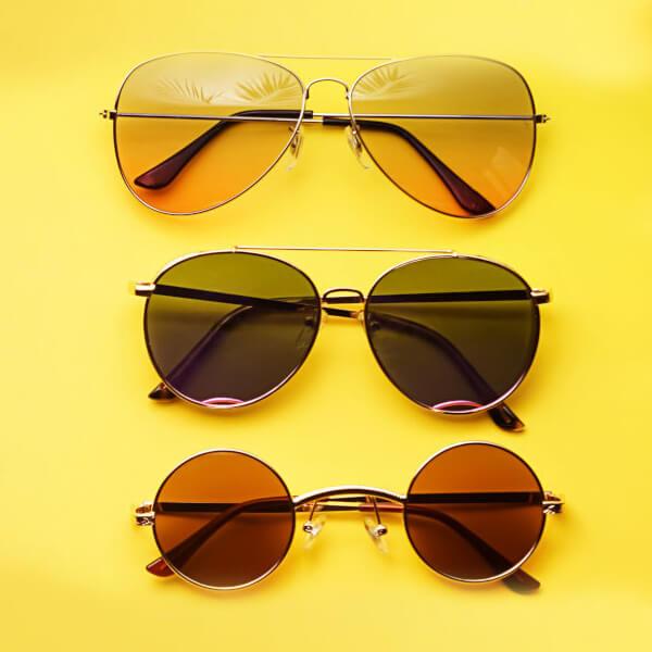Hvorfor det er vigtigt at vælge de rigtige solbrillerlinser