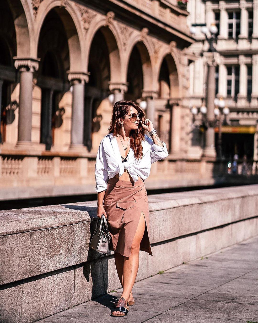 #fashionfriday  | Když jsem před nějakou dobou moderovala přehlídku brýlí pro @vasecocky , zamilovala jsem se tam asi do dvaceti různých modelů. A protože pro ně fotí