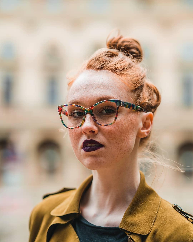 I když je venku zataženo, vy díky barvám obrouček #Moschino budete zářit  . . . . #dioptrickebryle #dioptricglasses #dnesnosim #vasecocky