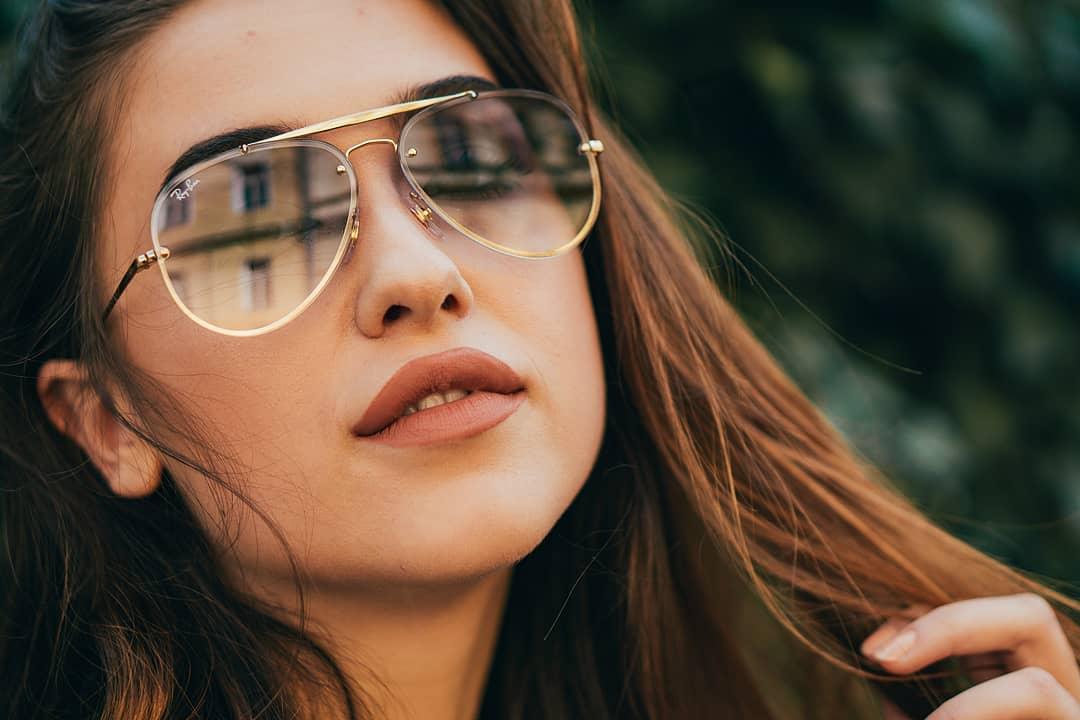 #RayBan Aviator sú štýlové, moderné a populárne. Ich výberom určite nesiahnete vedľa  . . . #vasesosovky #slnecneokuliare #sunglasses #dnesnosim