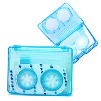 8028 - Průsvitné modré