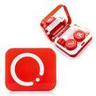 912 - Kroužek červená