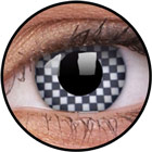 ColourVUE Crazy Lens / Chequered