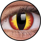 ColourVUE Crazy Lens / Dragon eyes