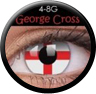 ColourVUE Crazy Lens / George cross