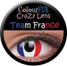 ColourVUE Crazy Lens / Team france