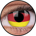 ColourVUE Crazy Lens / Team germany