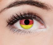 ColourVUE Flag (2 čočky) - dioptrické / Německo