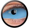 ColourVue Sclera Full Eye Lens 22 mm (2 čočky) - nedioptrické / Athena blue