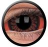 ColourVue Sclera Full Eye Lens 22 mm (2 čočky) - nedioptrické / Carnage