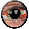 ColourVue Sclera Full Eye Lens 22 mm (2 čočky) - nedioptrické / Contagion