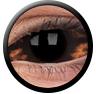ColourVue Sclera Full Eye Lens 22 mm (2 čočky) - nedioptrické / Morbius