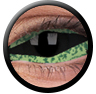 ColourVue Sclera Full Eye Lens 22 mm (2 čočky) - nedioptrické / Reptilla