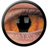 ColourVue Sclera Full Eye Lens 22 mm (2 čočky) - nedioptrické / Shadowcat