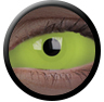 ColourVue Sclera Full Eye Lens 22 mm (2 čočky) - nedioptrické / Uv spawn