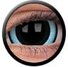 ColourVue Sclera Crazy Lens 17 mm ( 2 čočky) - nedioptrické / Nebulos