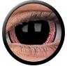 ColourVue Sclera Crazy Lens 17 mm ( 2 čočky) - nedioptrické / Ravenous