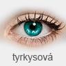 Iris / Tyrkysová