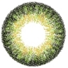 Magic Eye (2 čočky) - nedioptrické / Green