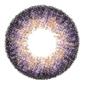 Magic Eye (2 čočky) - nedioptrické / Violet