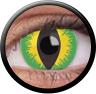 Magic Eye Crazy (2 čočky) - nedioptrické / Devil green