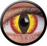 Magic Eye Crazy (2 čočky) - nedioptrické / Devil