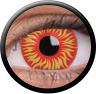 Magic Eye Crazy (2 čočky) - nedioptrické / Fire