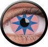 Magic Eye Crazy (2 čočky) - nedioptrické / Pink star