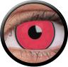 Magic Eye Crazy (2 čočky) - nedioptrické / Red manson
