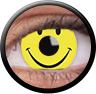 Magic Eye Crazy (2 čočky) - nedioptrické / Smiley