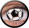 Magic Eye Crazy (2 čočky) - nedioptrické / Soccer