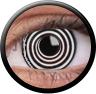 Magic Eye Crazy (2 čočky) - nedioptrické / Spiral