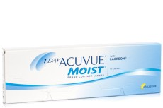 1 Day Acuvue Moist (10 čoček)