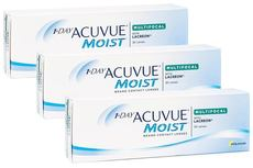1 Day Acuvue Moist Multifocal (90 čoček)