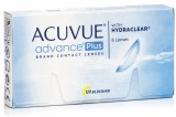 Acuvue Advance Plus (6 čoček)
