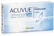 Acuvue Advance Plus (6 čoček)