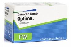 Optima FW čtvrtletní (4 čočky)