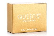 Queen's Solitaire Spheric (2 čočky) - dioptrické