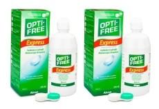 OPTI-FREE Express 2 x 355 ml s pouzdrem
