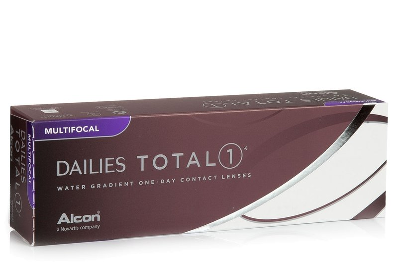 Dailies Total1<sup>®</sup> Multifocal