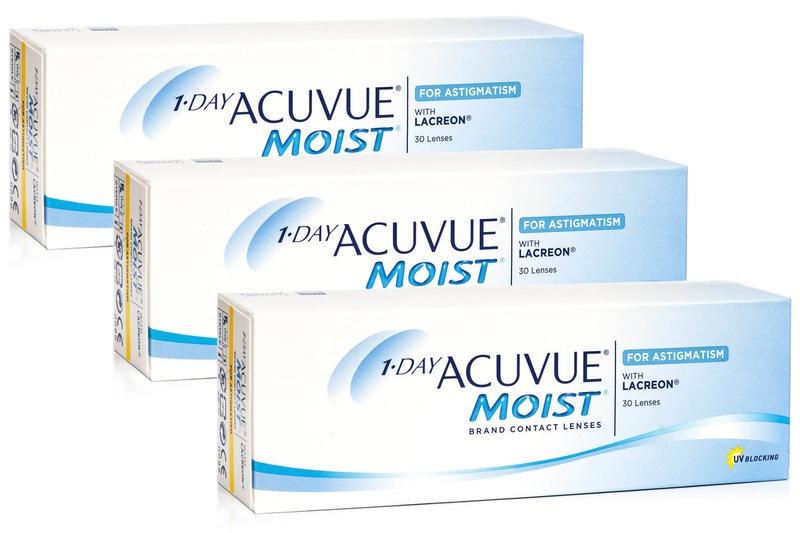 torische 1 day acuvue moist for astigmatism kontaktlinsen 90er pack. Black Bedroom Furniture Sets. Home Design Ideas