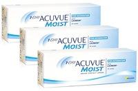 1 Day Acuvue Moist for Astigmatism (90 čoček)