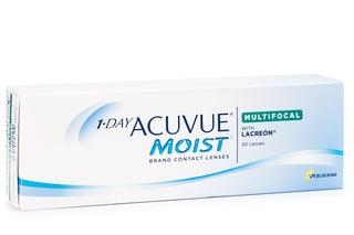 1-DAY Acuvue Moist Multifocal (30 Linsen)