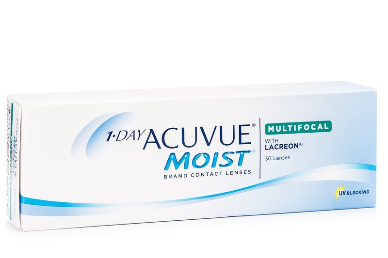 Image of   1-DAY Acuvue Moist Multifocal (30 linser)