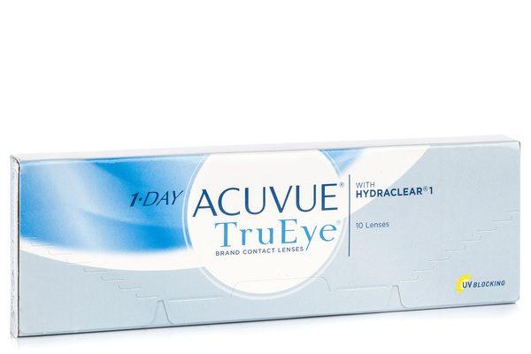 1 day acuvue trueye 10 lenses. Black Bedroom Furniture Sets. Home Design Ideas