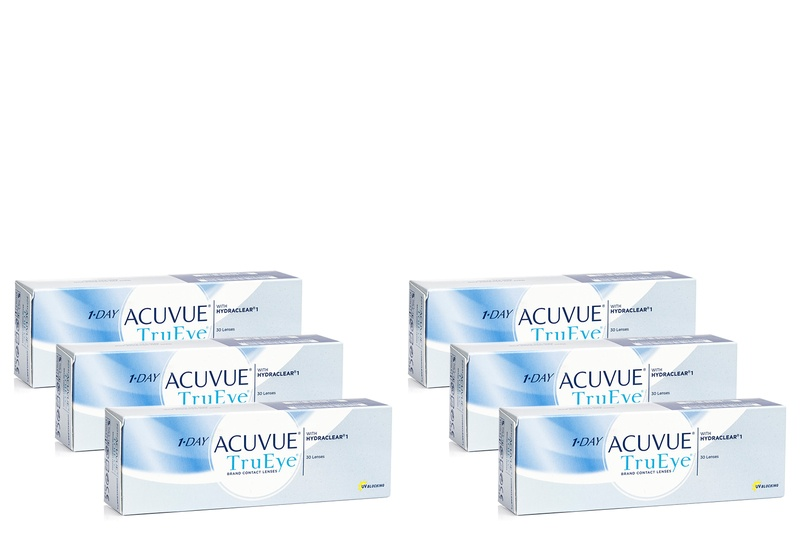 Image of   1-DAY Acuvue TruEye (180 linser)